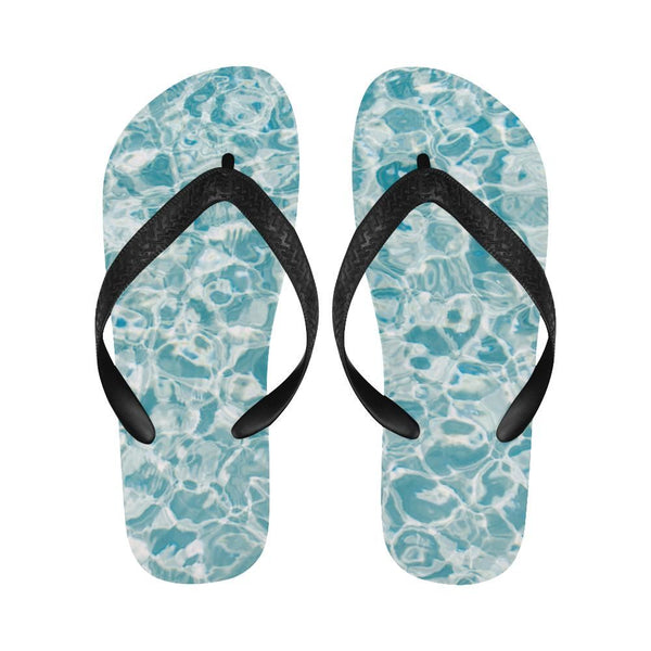 Summer Swimming Pool Water Flip Flops For Men/women (040)