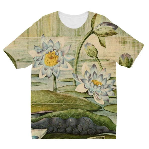 The Waterlilies 1905 Kids Sublimation T-Shirt 3-4 Years Apparel