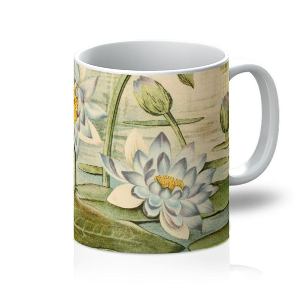 The Waterlilies 1905 Mug 11Oz Homeware