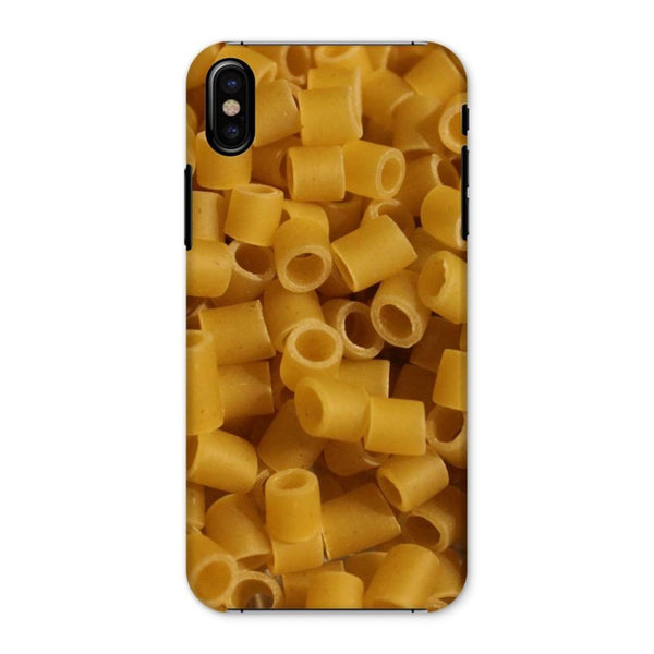 Tiny Pasta Pattern Phone Case Iphone X / Snap Gloss & Tablet Cases