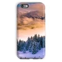 Trees Covered With Mountain Phone Case Iphone 6 Plus / Tough Gloss & Tablet Cases