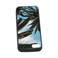 Tropical Palm Trees Iphone 7 4.7 Case Rubber