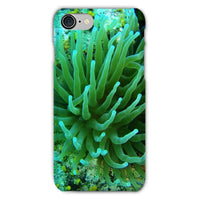 Underwater Coral Reef Phone Case Iphone 8 / Snap Gloss & Tablet Cases