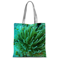 Underwater Coral Reef Sublimation Tote Bag 15X16.5 Accessories