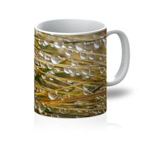 Water Droplets In The Straw Mug 11Oz Homeware
