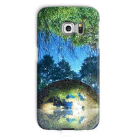Water Pond Covered Phone Case Galaxy S6 Edge / Snap Gloss & Tablet Cases
