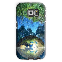 Water Pond Covered Phone Case Galaxy S6 Edge / Tough Gloss & Tablet Cases