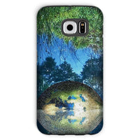 Water Pond Covered Phone Case Galaxy S6 / Tough Gloss & Tablet Cases