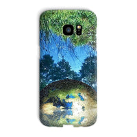 Water Pond Covered Phone Case Galaxy S7 Edge / Snap Gloss & Tablet Cases
