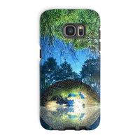 Water Pond Covered Phone Case Galaxy S7 Edge / Tough Gloss & Tablet Cases