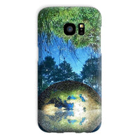 Water Pond Covered Phone Case Galaxy S7 / Snap Gloss & Tablet Cases