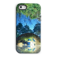 Water Pond Covered Phone Case Iphone 5/5S / Tough Gloss & Tablet Cases