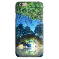 Water Pond Covered Phone Case Iphone 6S / Snap Gloss & Tablet Cases