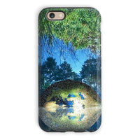 Water Pond Covered Phone Case Iphone 6S / Tough Gloss & Tablet Cases