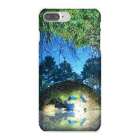 Water Pond Covered Phone Case Iphone 8 Plus / Snap Gloss & Tablet Cases