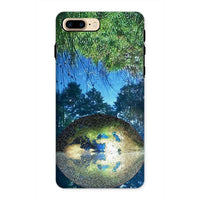Water Pond Covered Phone Case Iphone 8 Plus / Tough Gloss & Tablet Cases