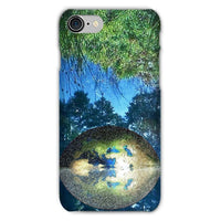 Water Pond Covered Phone Case Iphone 8 / Snap Gloss & Tablet Cases