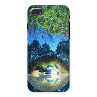 Water Pond Covered Phone Case Iphone 8 / Tough Gloss & Tablet Cases