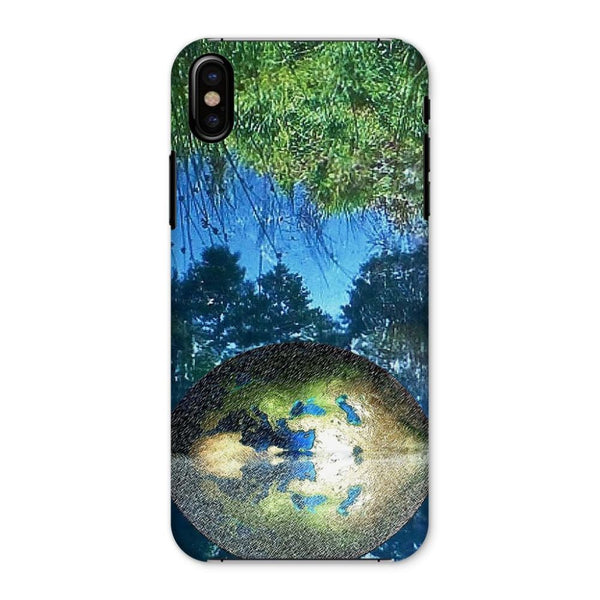 Water Pond Covered Phone Case Iphone X / Snap Gloss & Tablet Cases
