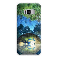 Water Pond Covered Phone Case Samsung S8 Plus / Snap Gloss & Tablet Cases