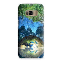 Water Pond Covered Phone Case Samsung S8 / Snap Gloss & Tablet Cases