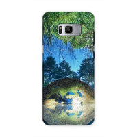Water Pond Covered Phone Case Samsung S8 / Tough Gloss & Tablet Cases