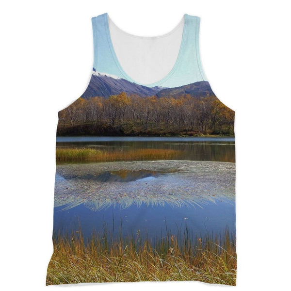 Wave In Lake Water Sublimation Vest Xs Apparel