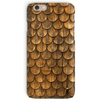 Weathered Wall Of Wooden Phone Case Iphone 6 / Snap Gloss & Tablet Cases