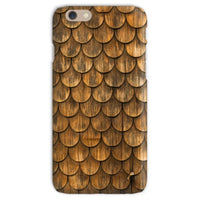 Weathered Wall Of Wooden Phone Case Iphone 6S / Snap Gloss & Tablet Cases