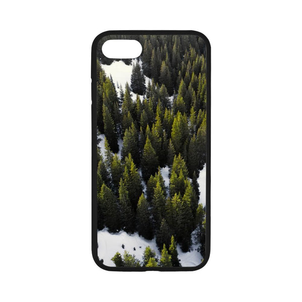 Winter Forest Iphone 7 4.7 Case Rubber