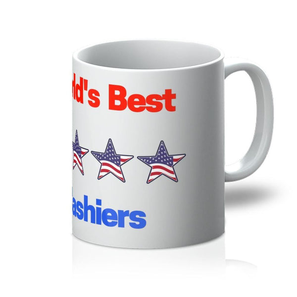 Worlds Best Cashier Mug 11Oz Homeware