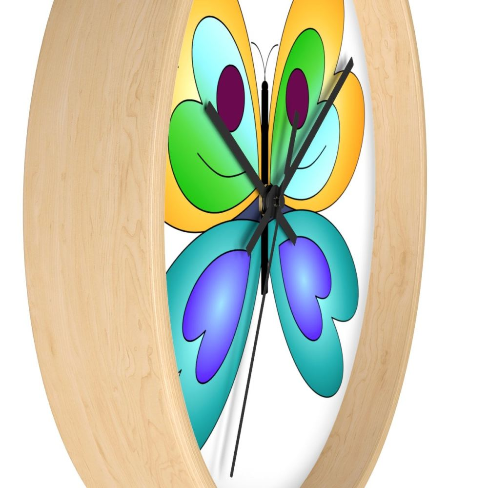 Fantastic Butterfly Wall Decor Metal Sketch - The Wall Art ...