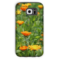 Yellow Flowers Fields Phone Case Galaxy S6 / Tough Gloss & Tablet Cases