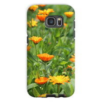 Yellow Flowers Fields Phone Case Galaxy S7 / Tough Gloss & Tablet Cases