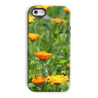 Yellow Flowers Fields Phone Case Iphone 5/5S / Tough Gloss & Tablet Cases