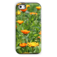 Yellow Flowers Fields Phone Case Iphone 5C / Tough Gloss & Tablet Cases