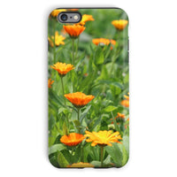 Yellow Flowers Fields Phone Case Iphone 6 Plus / Tough Gloss & Tablet Cases