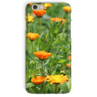 Yellow Flowers Fields Phone Case Iphone 6 / Snap Gloss & Tablet Cases