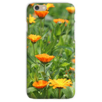 Yellow Flowers Fields Phone Case Iphone 6S / Snap Gloss & Tablet Cases