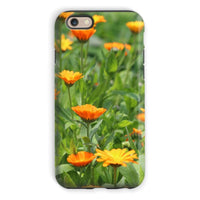 Yellow Flowers Fields Phone Case Iphone 6S / Tough Gloss & Tablet Cases