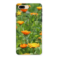 Yellow Flowers Fields Phone Case Iphone 7 Plus / Tough Gloss & Tablet Cases