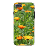 Yellow Flowers Fields Phone Case Iphone 7 / Tough Gloss & Tablet Cases