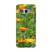 Yellow Flowers Fields Phone Case Samsung S8 / Tough Gloss & Tablet Cases