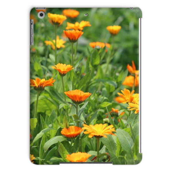 Yellow Flowers Fields Tablet Case Ipad Air Phone & Cases