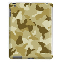 Yellow Sand Camo Tablet Case Ipad 2 3 4 Phone & Cases