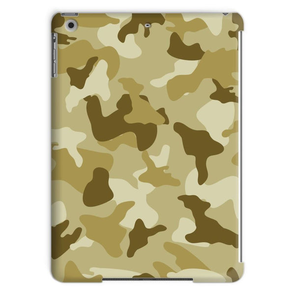 Yellow Sand Camo Tablet Case Ipad Air Phone & Cases