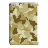 Yellow Sand Camo Tablet Case Ipad Mini 4 Phone & Cases