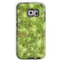 Young Green Plants Phone Case Galaxy S6 Edge / Tough Gloss & Tablet Cases