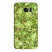 Young Green Plants Phone Case Galaxy S6 / Snap Gloss & Tablet Cases