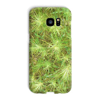 Young Green Plants Phone Case Galaxy S7 Edge / Snap Gloss & Tablet Cases